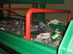 sejanje komunalnega odpadka