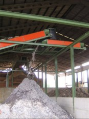 sisetem za pripravo goriv RDF, biomaso 1