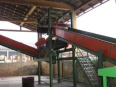 sisetem za pripravo goriv RDF, biomaso 3