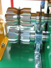 naprava za lupljenje elektricnih kablov