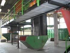 kontjnetr za kovinski odpad