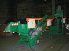Vertikalna stiskalnica za stiskanje plastenk z luknjacem  S-32S