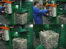 stiskanje plastenk